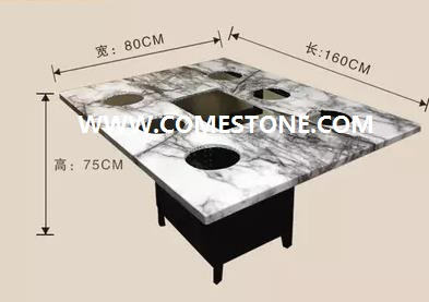Marble Table  countertops